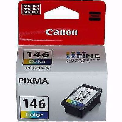 Imagen de CARTUCHO CANON CL-146 COLOR COMPARIBLE CON MG2410